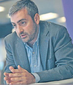 """""""As empresas galegas mitigan a crise polas inciativas de márketing"""" por Xosé Luis Reza, presidente de Markea"""