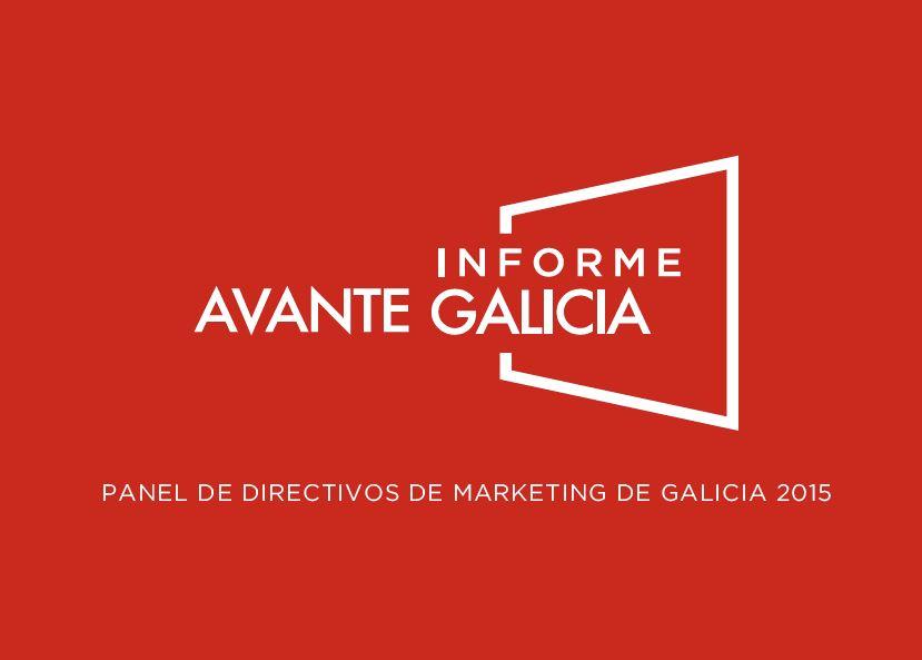 Presentación do segundo Informe de Marketing en Galicia