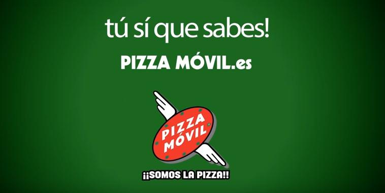 Lanzamento da nova pizza gallega de Pizza movil