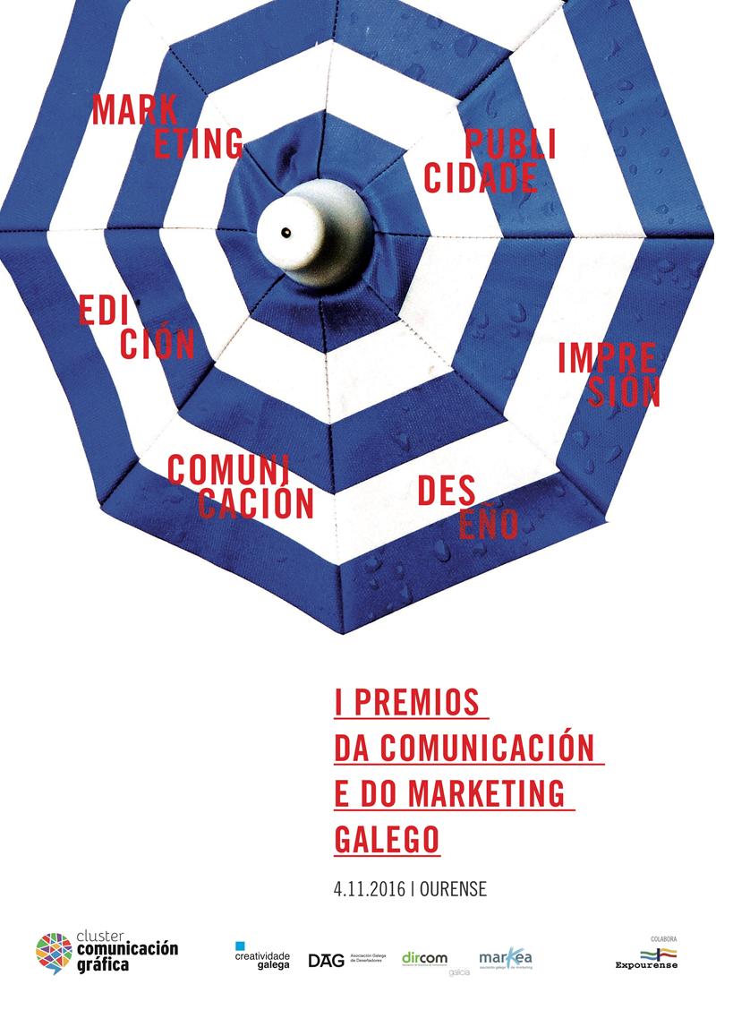 I PREMIOS DA COMUNICACIÓN E DO MARKETING GALEGO