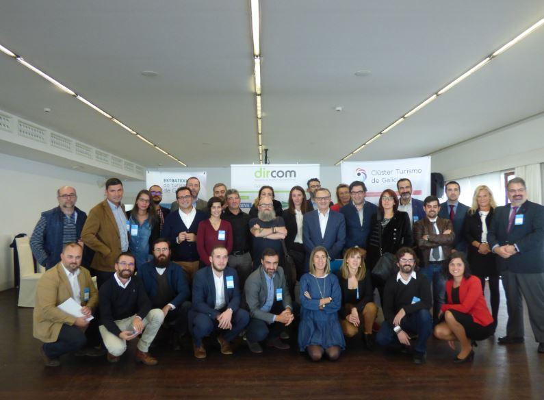 Xornada de Reflexión Estratéxica no Clúster de Turismo de Galicia