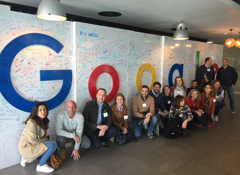 Markea en Google