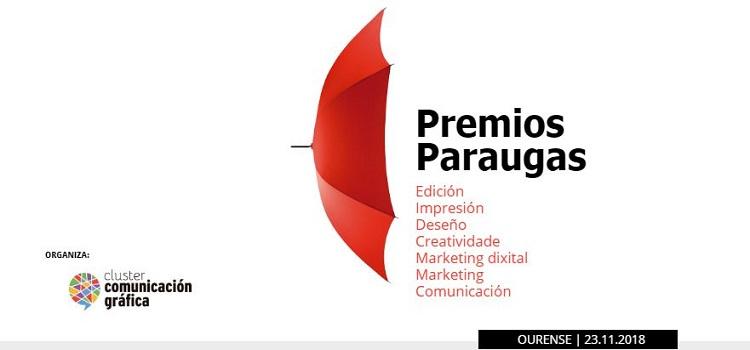 Aberta a convocatoria dos III Premios Paraugas da Comunicación e do Marketing