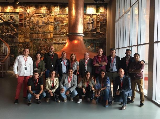 Visitamos o Museo MEGA de Estrella Galicia