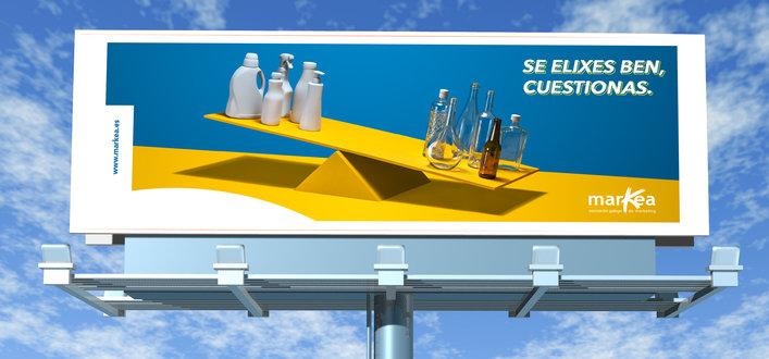 Se elixes ben, cuestionas: nova campaña publicitaria de Markea