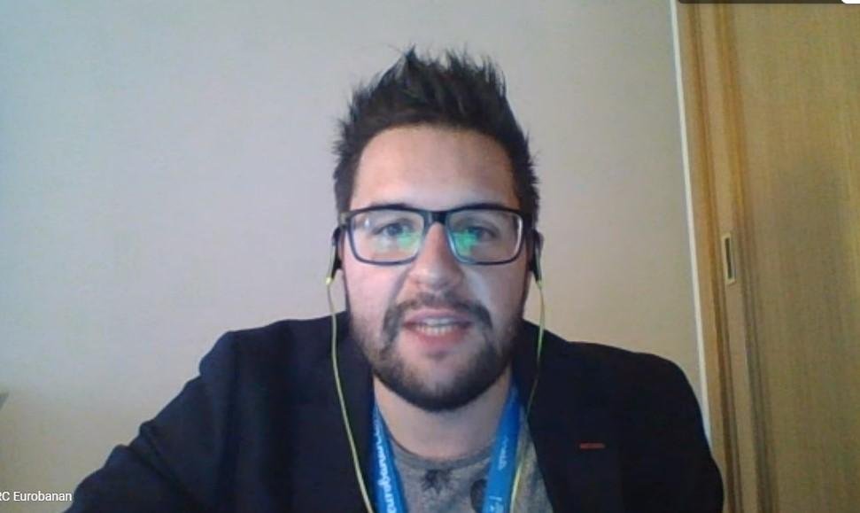 Carlos Carro. Eurobanan