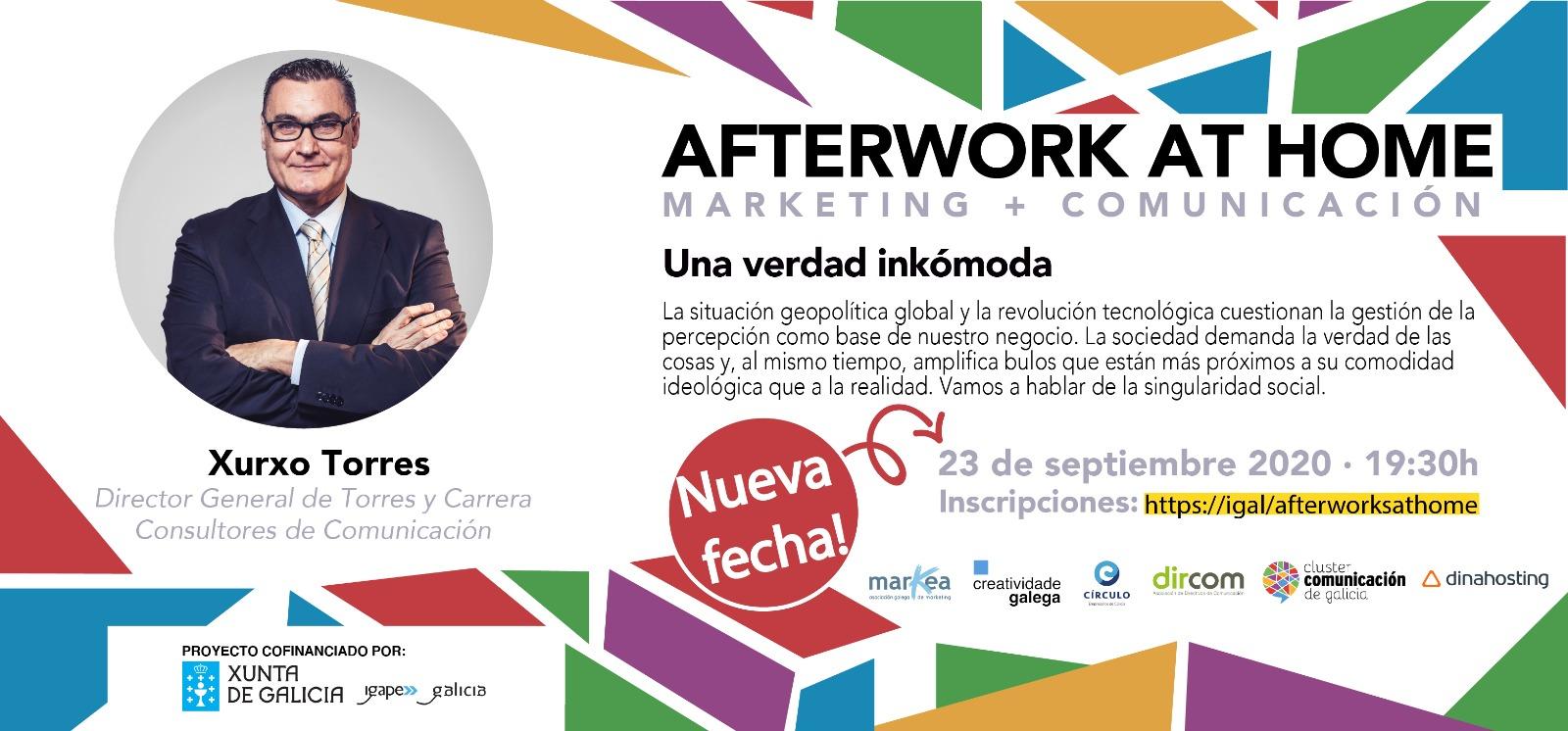 Afterwork Xurxo Torres