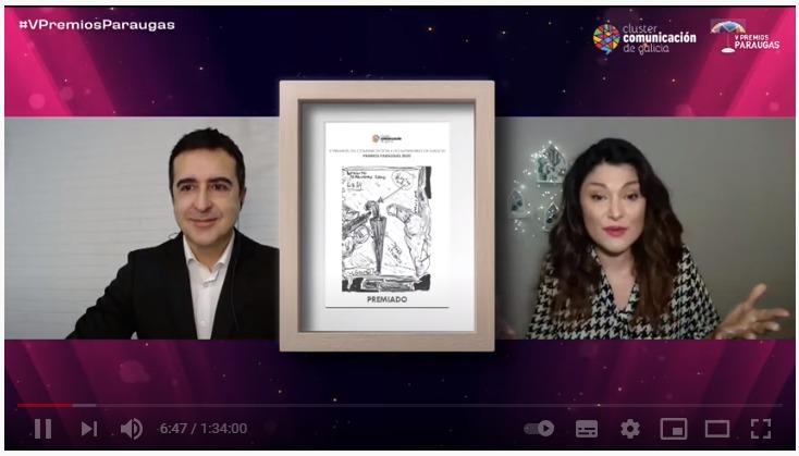 Xa coñecemos os 18 proxectos premiados dos V Premios Paraugas